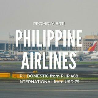 EXTENDED! PAL Domestic & International Promo for September Travel