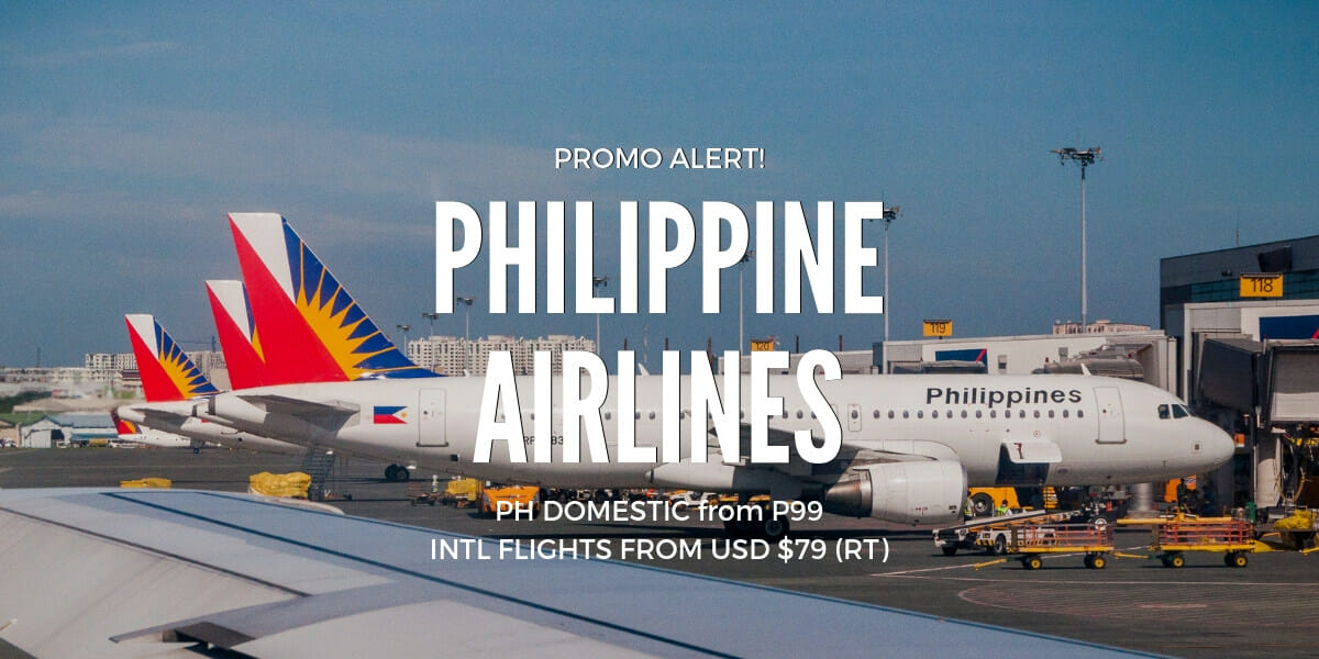 EXTENDED! Philippine Airlines New Year Seat Sale 2019