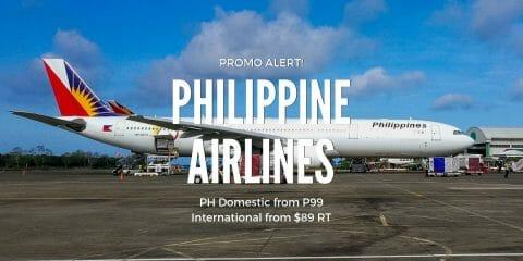 2019 Philippine Airlines PROMO FARE + Seat Sale Tickets 2019
