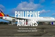 Philippine Airlines V-Day Promo on Domestic & International Flights