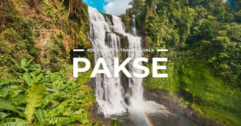7 Places To Visit in Pakse & Champasak
