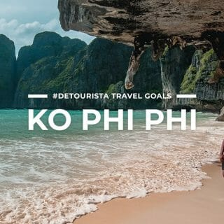 7 Places to Visit in Phi Phi Islands + Things To Do
