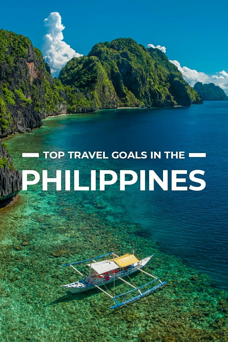 15 Places to Visit in The Philippines + Things To Do for First-Timers
