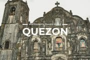12 Places To Visit in Quezon Province