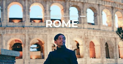 10 Places To Visit in Rome