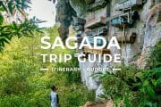 9 Places To Visit in Sagada & Mountain Province