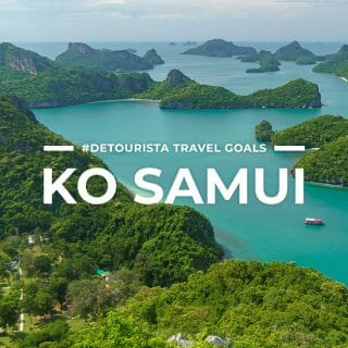 8 Places to Visit in Koh Samui + Things To Do