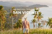 7 Places To Visit in San Vicente & Port Barton