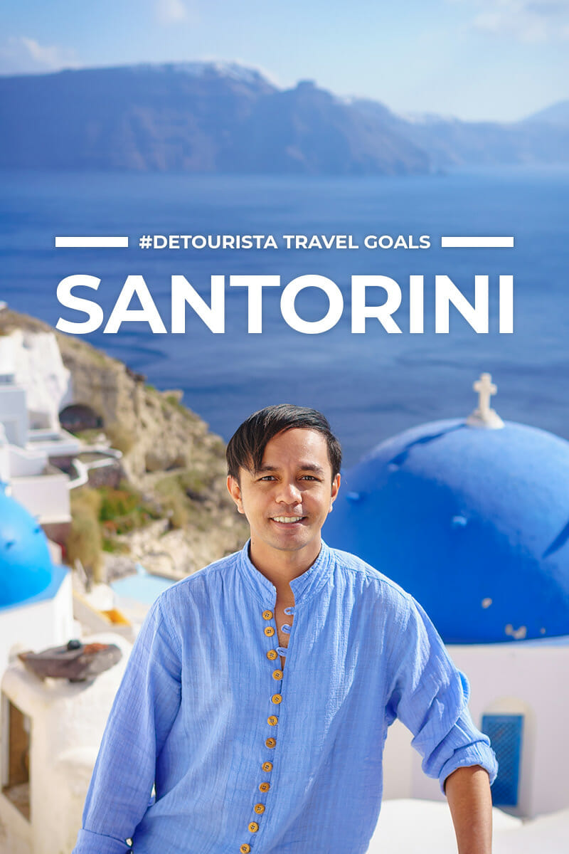 9 Places to Visit in Santorini + Things To Do