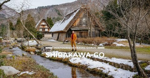 9 Places To Visit in Shirakawa-go & Gifu