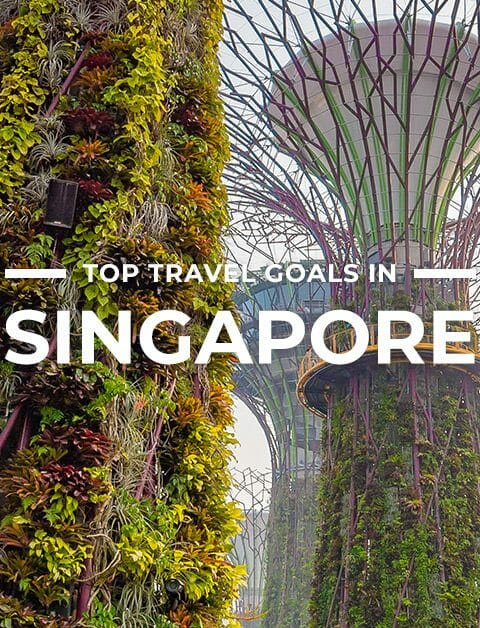 33 Places to Visit in Singapore + Things To Do for First-Timers