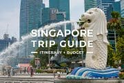 Singapore Travel Guide