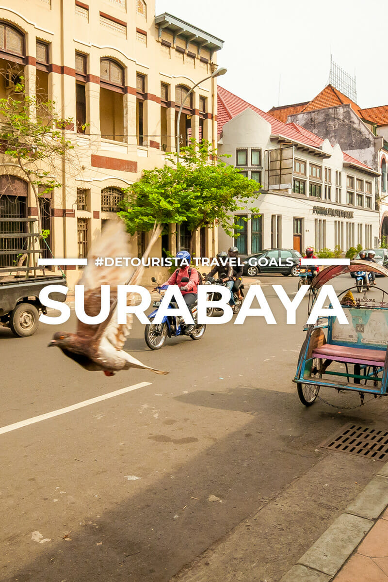6 Places to Visit in Surabaya + Things To Do