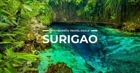 5 Places To Visit in Surigao
