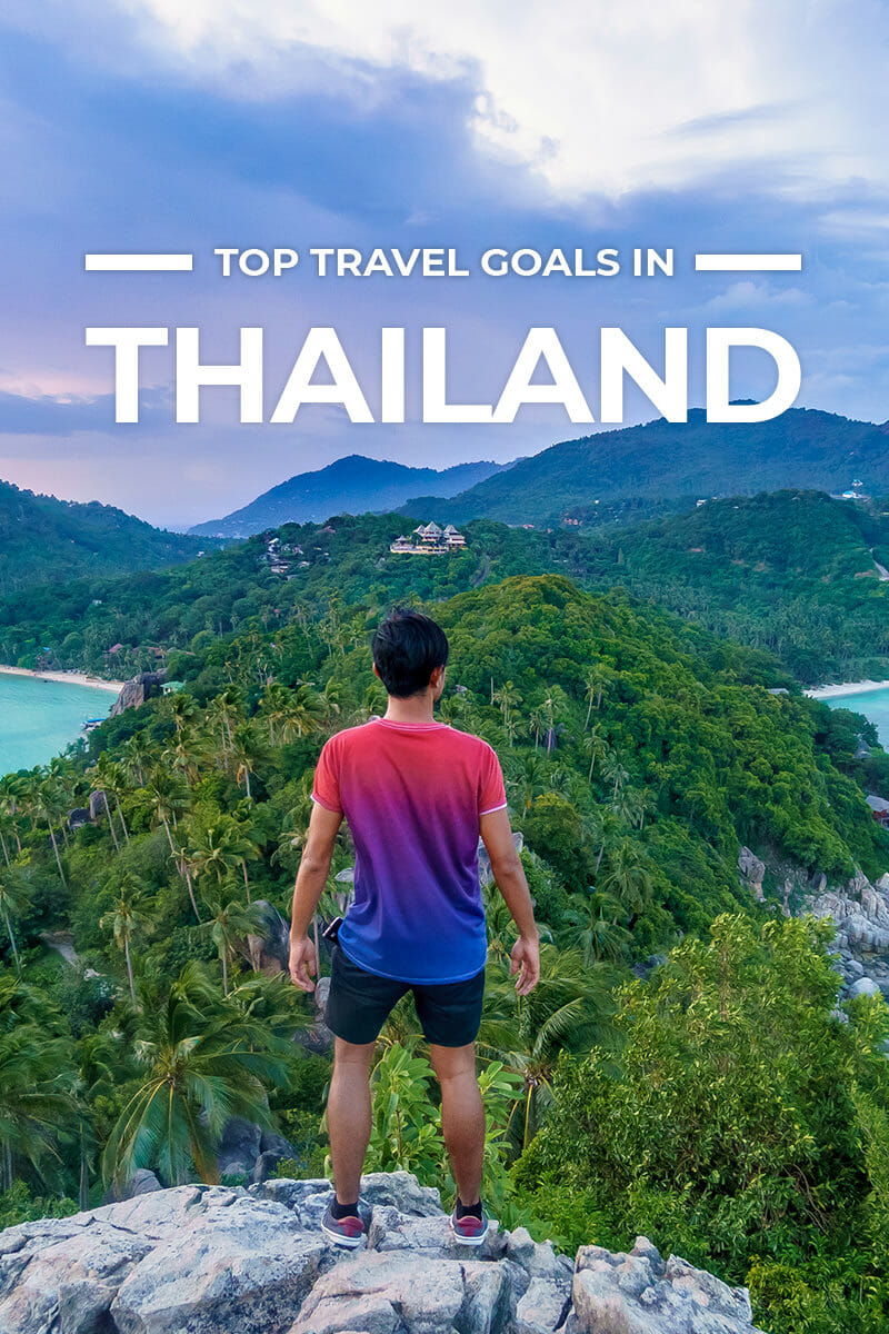 20 Places to Visit in Thailand + Things To Do for First-Timers