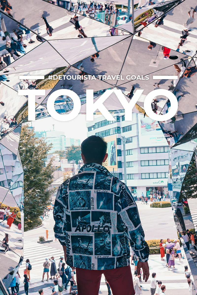 17 Places to Visit in Tokyo + Things To Do