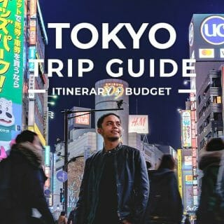 Tokyo Trip + Itinerary Guide for First-Timers