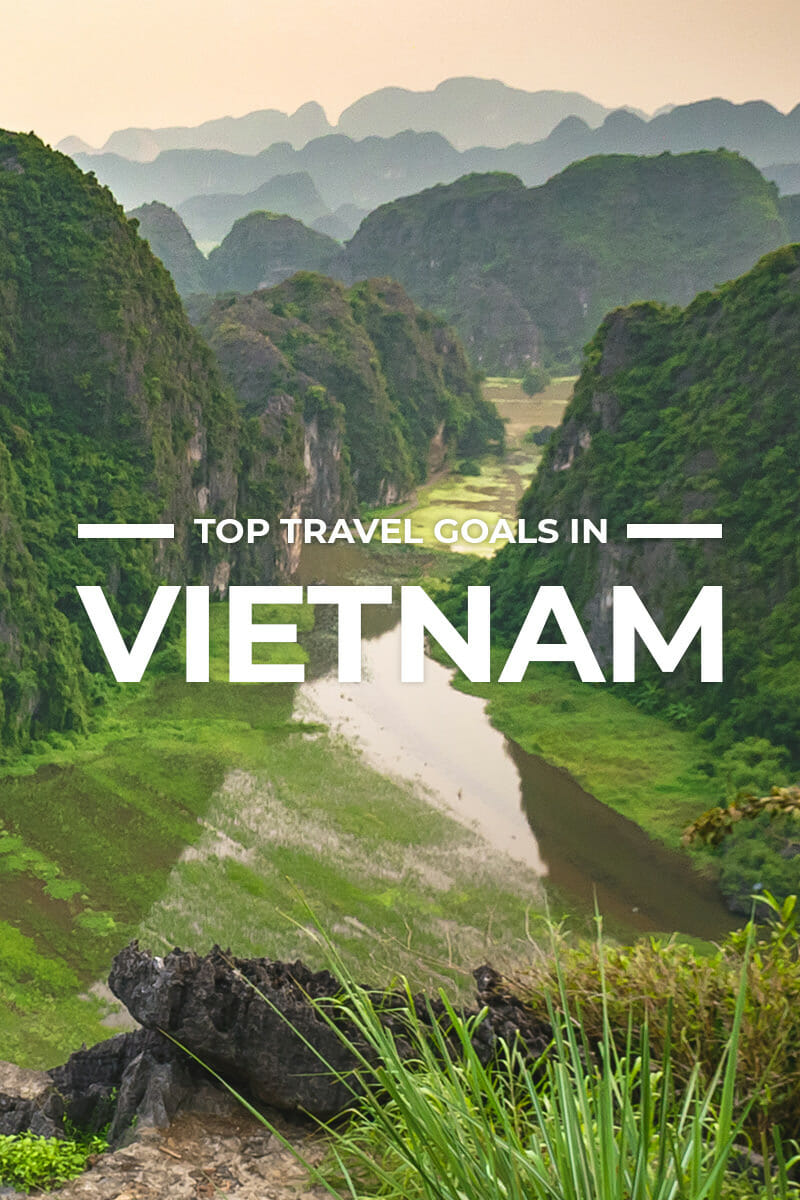 20 Places to Visit in Vietnam + Things To Do