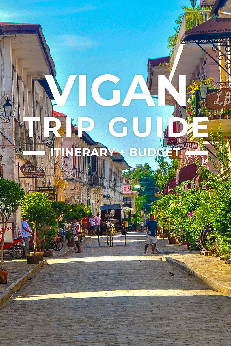 11 Places to Visit in Vigan + Things To Do