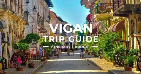 11 Places To Visit in Vigan & Ilocos Sur