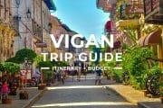 11 Places To Visit in Vigan & Ilocos Sur