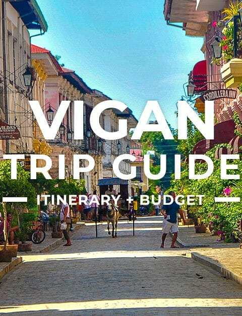 11 Places to Visit in Vigan and Ilocos Sur + Things To Do