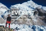 Everest Base Camp Trek Itinerary