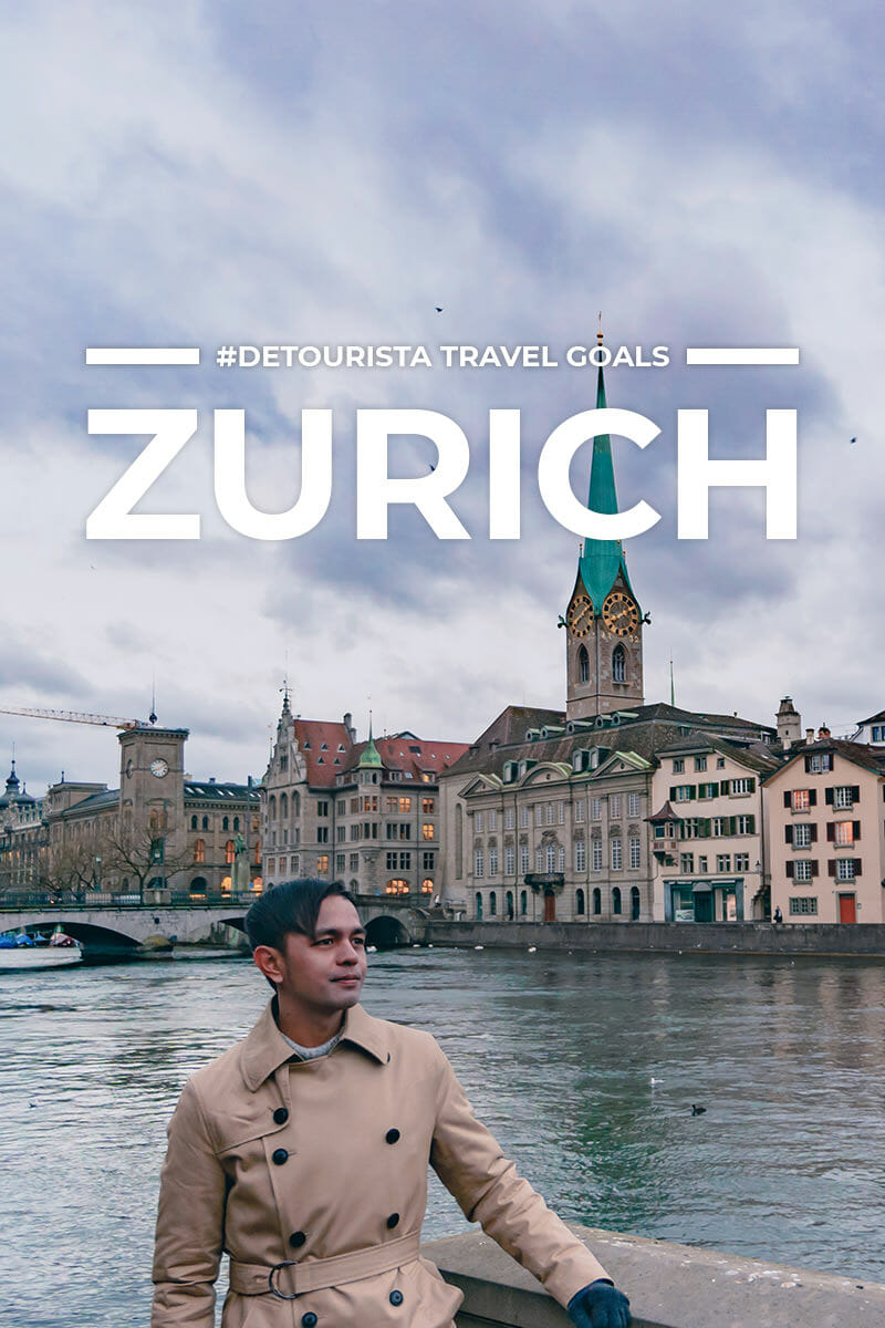 9 Places to Visit in Zurich + Things To Do