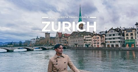 9 Places To Visit in Zurich